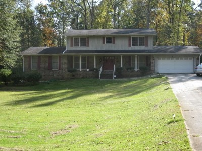 Macon Single Family Home For Sale: 5329 Valley Forge Road