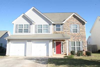 Byron Single Family Home For Sale: 116 Browning Pt