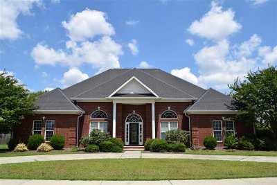 Centerville Single Family Home For Sale: 224 Trellis Walk