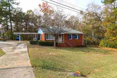 Byron Single Family Home For Sale: 204 Walker Road