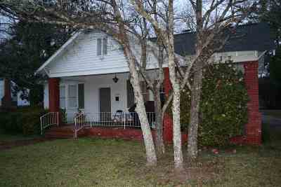 Perry Single Family Home Verbal Agreement: 1305 Swift Street