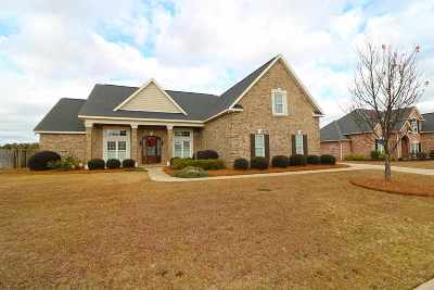 Warner Robins Single Family Home For Sale: 115 Flora Circle