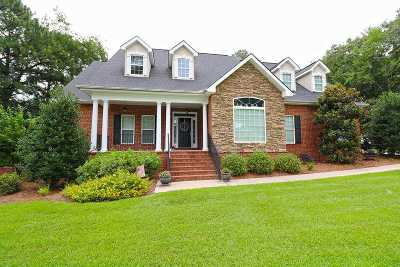 Warner Robins Single Family Home For Sale: 513 Creekside Drive