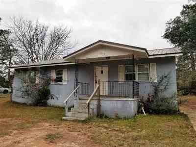 Perry Single Family Home For Sale: 1335 Grant Street
