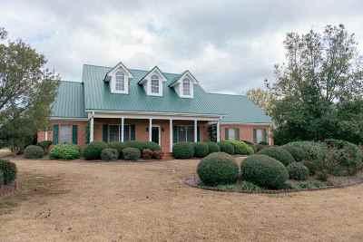 Kathleen Single Family Home For Sale: 103 Ginko Lane