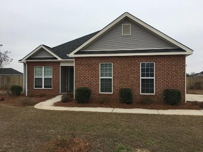 Perry Single Family Home For Sale: 121 Lavendar Lane