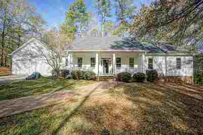 Macon Single Family Home For Sale: 105 Trojan Trail