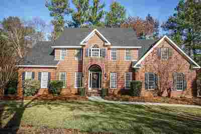 Macon Single Family Home For Sale: 401 Gentry Walk