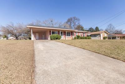 Warner Robins Single Family Home For Sale: 607 American Boulevard