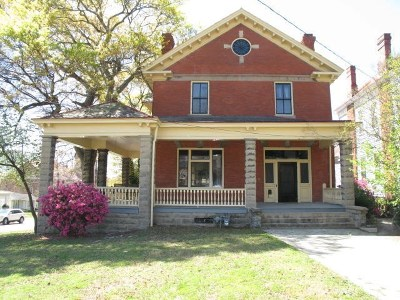 Macon Single Family Home For Sale: 902 High Street