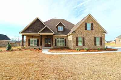Single Family Home For Sale: 4035 Coosa Drive