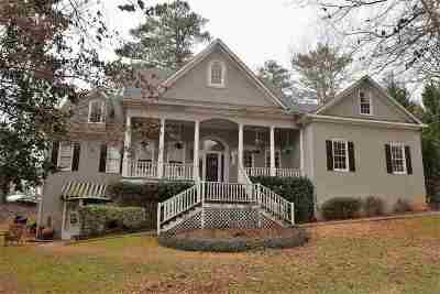 Macon Single Family Home For Sale: 118 Stoney Creek