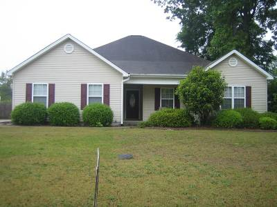 Warner Robins Rental For Rent: 139 Holly Pointe