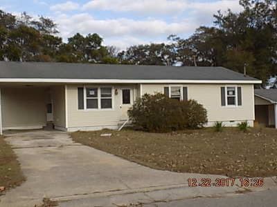 Perry Single Family Home For Sale: 1006 Booner Drive