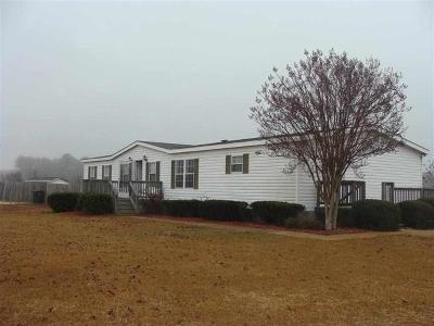 Kathleen Single Family Home For Sale: 111 Hawks View Trl