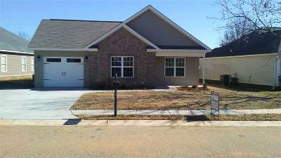 Warner Robins Single Family Home For Sale: 412 Madison Place Parkway