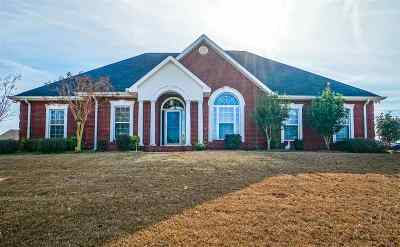 Warner Robins Single Family Home For Sale: 206 Stroman Way
