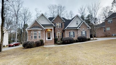 Macon Single Family Home For Sale: 163 Broadleaf Drive