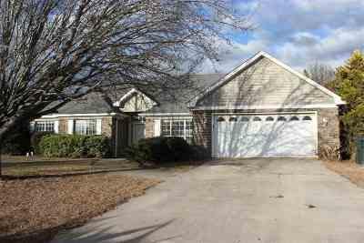 Warner Robins Single Family Home For Sale: 107 Blackberry Lane