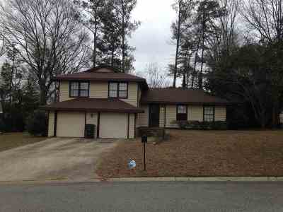 Warner Robins Rental For Rent: 112 Countrywood Trail