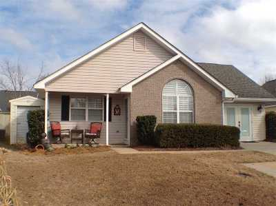 Warner Robins Single Family Home For Sale: 106 Hackamore Lane