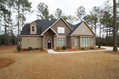 Perry Single Family Home For Sale: 406 Idle Pines Drive