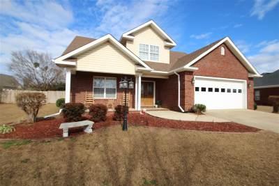 Kathleen Single Family Home For Sale: 112 Mallard Pt