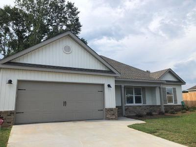 Perry Single Family Home For Sale: 102 Karis Court