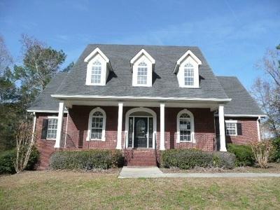 Macon Single Family Home For Sale: 309 Peach Blossom