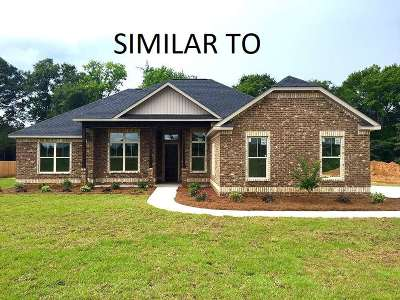 Perry Single Family Home For Sale: 110 Stonegate Trail
