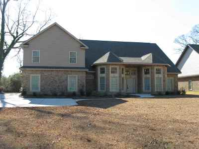 Macon Single Family Home For Sale: 5884 Forsyth Road