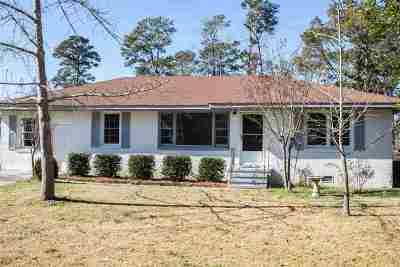Warner Robins Single Family Home For Sale: 611 N Briarcliff Road