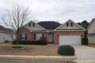 Warner Robins Single Family Home For Sale: 203 Broderick Circle