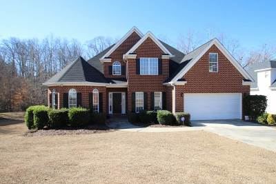 Macon Single Family Home For Sale: 636 Millrun Ct