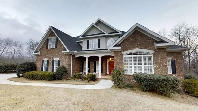 Macon Single Family Home For Sale: 226 Westchester Drive