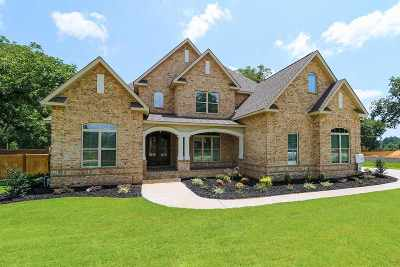 Single Family Home For Sale: 400 Southern Woods Trail