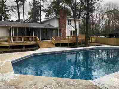 Macon Single Family Home For Sale: 131 Arlington Row