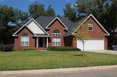 Perry Single Family Home For Sale: 202 Brookewater Lane