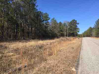 Crawford County Residential Lots & Land For Sale: Moncrief Road