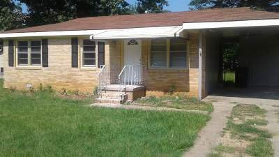 Warner Robins GA Single Family Home For Sale: $39,500