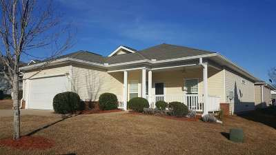 Perry Single Family Home For Sale: 349 Spyglass Hill Drive