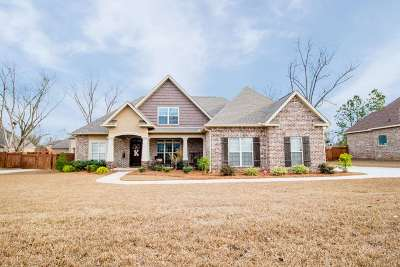 Bibb County, Crawford County, Houston County, Peach County Single Family Home For Sale: 106 Prince Plaza Drive