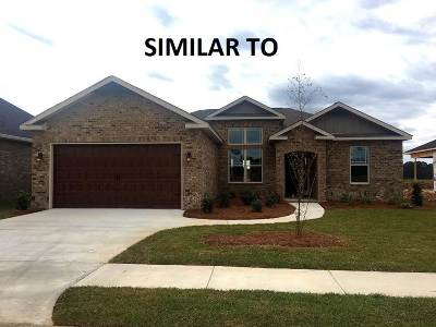 Perry Single Family Home For Sale: 105 Londie Lane