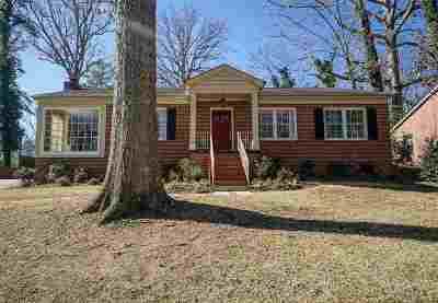 Macon Single Family Home For Sale: 520 Eldorado Drive