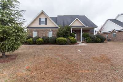 Warner Robins Single Family Home For Sale: 211 Estates Way