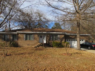 Single Family Home For Sale: 111 Hickory Bend