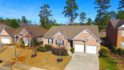 Macon Single Family Home For Sale: 331 Fairways Drive