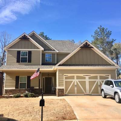 Perry Single Family Home For Sale: 205 Wild Azalea Drive