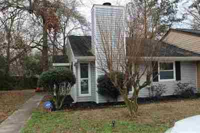 Warner Robins Single Family Home For Sale: 329 Somerset Drive
