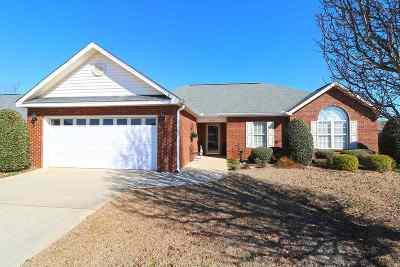 Warner Robins Single Family Home For Sale: 316 Minter Dr